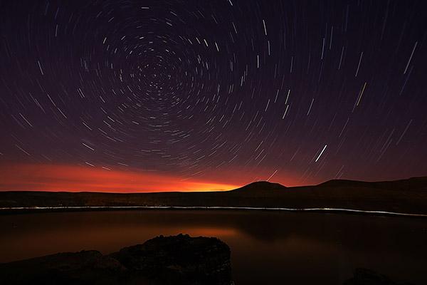 Konya'da yıldızların güzelliği - Foto Galeri