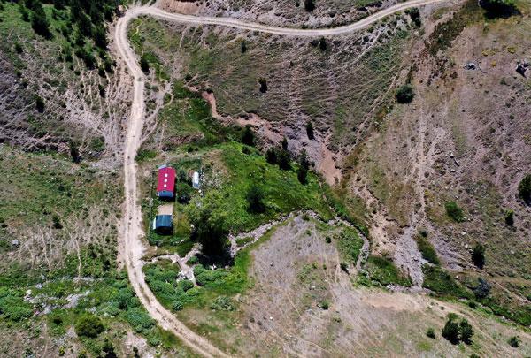 "Konya'nın ""yayla cenneti"" Anamas Dağı"